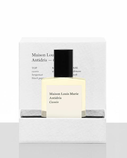 Maison Louis Marie Antidris/Cassis - Perfume oil