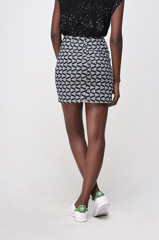 Osei-Duro Desine Skirt in Small Angles
