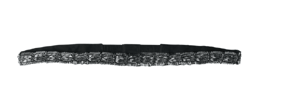 Hoss Intropia Beaded Belt