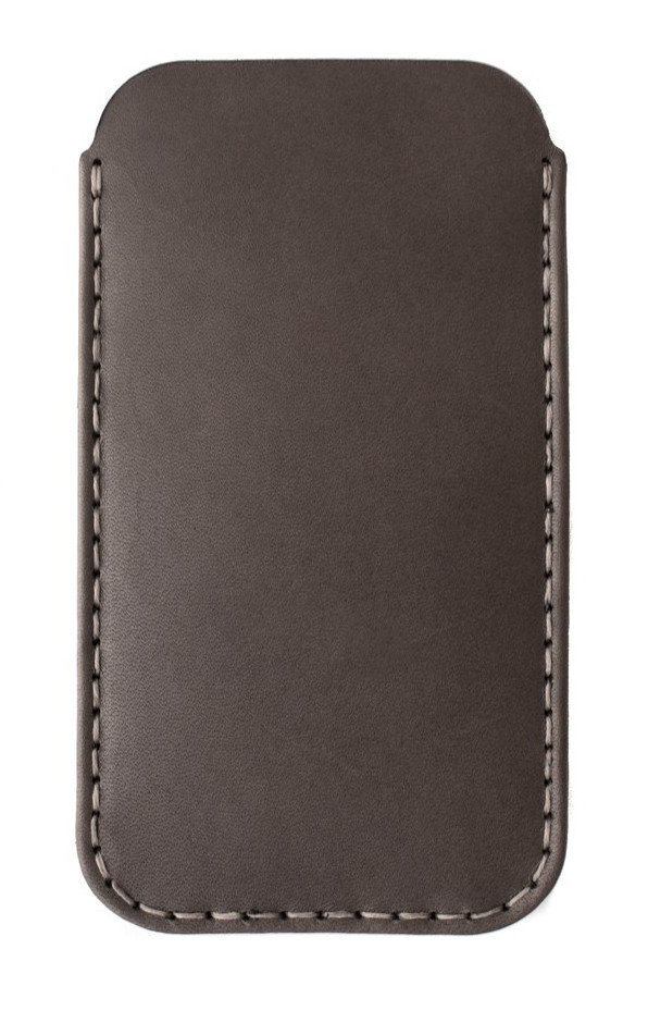 MAKR iPhone 6 / Card Sleeve in Charcoal