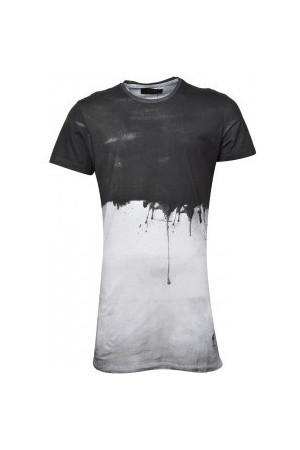 Men's Religion Ombre Print T-Shirt
