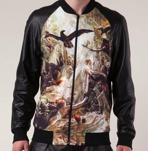 Sons Of Heroes Reversible Jacket