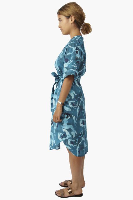 Heinui Una Mermaid Dress