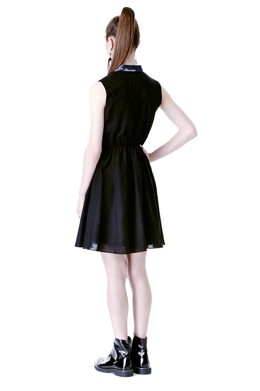 Eve Gravel - Ink Dress
