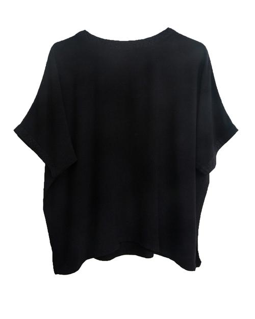 Tienda Ho Taznakte Top in Black