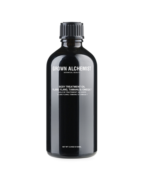 Grown Alchemist Ylang Ylang, Tamanu And Omega 7 Body Oil