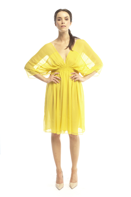 Heidi Merrick Acoustic Dress