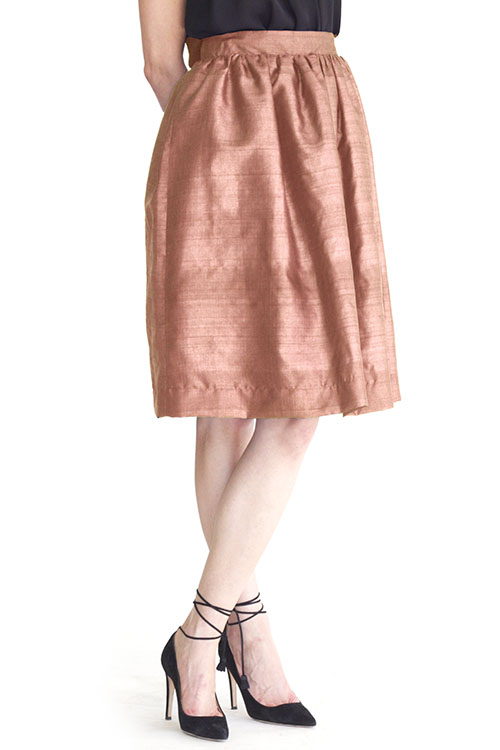 Heidi Merrick Albright Skirt (Ballet Pink)