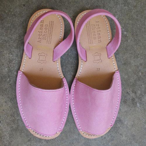 Avarca Sandals (Pink)