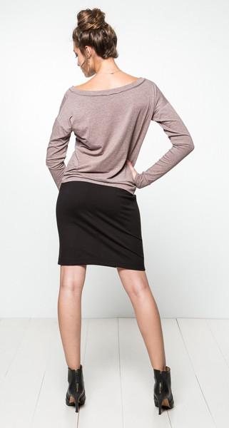 Una Bianca Pencil Skirt