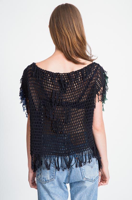 Osei-Duro Prampram Crochet Top