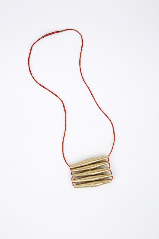 Osei-Duro Five Fingers Necklace