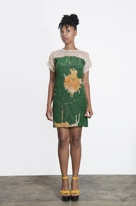 Osei-Duro Crochet Dress
