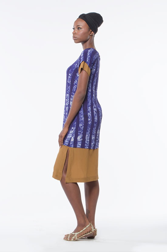 Osei-Duro Duo Linter Dress