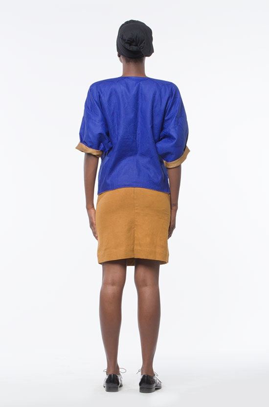Osei-Duro Waldorf Dad Jacket