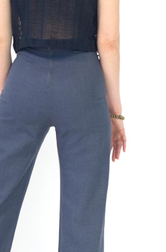 Osei-Duro Wide Leg Trouser
