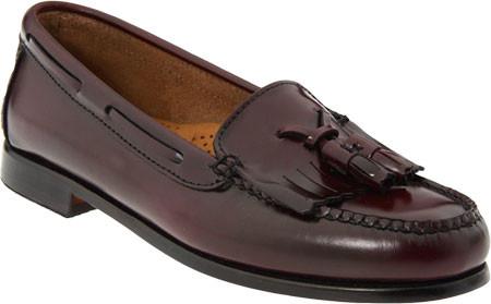 Bass Washington/Burgundy Loafers