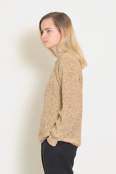 Micaela Greg Twist Sweater