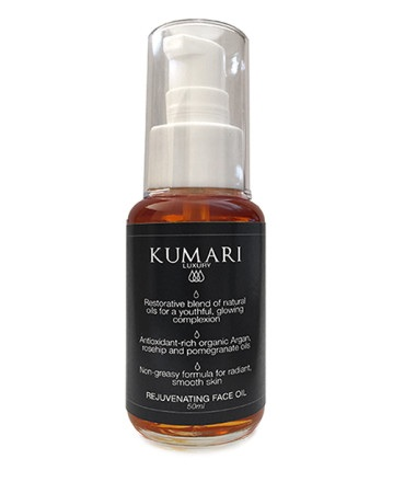 Kumari Luxury Rejuvenating Face Oil
