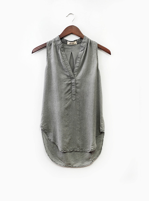 Bella Dahl Sleeveless Popover