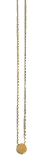 Laura Lombardi Small Circle Necklace
