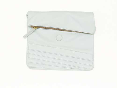 Collina Strada Nico Clutch Mint