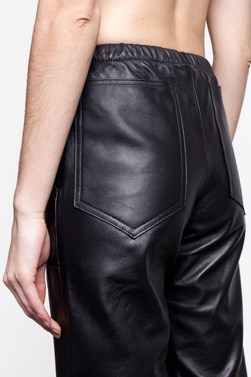 Collina Strada Cedar Breaks Pant Black Leather