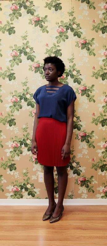 Betina Lou Leonie Skirt