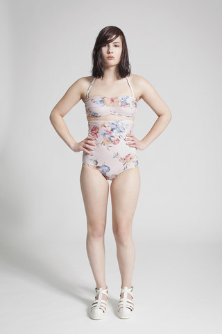 Mimi Hammer Floral Two-Piece