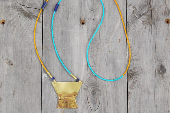 Son of a Sailor Tor necklace