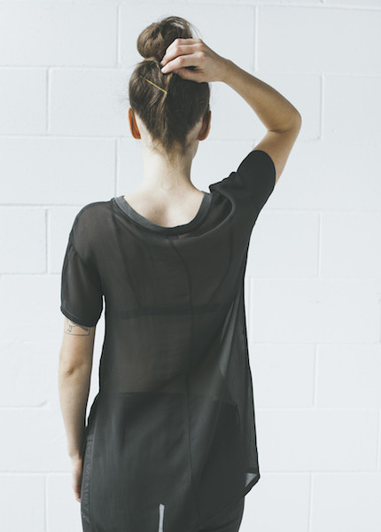 Lacausa Smith Top | Shadow