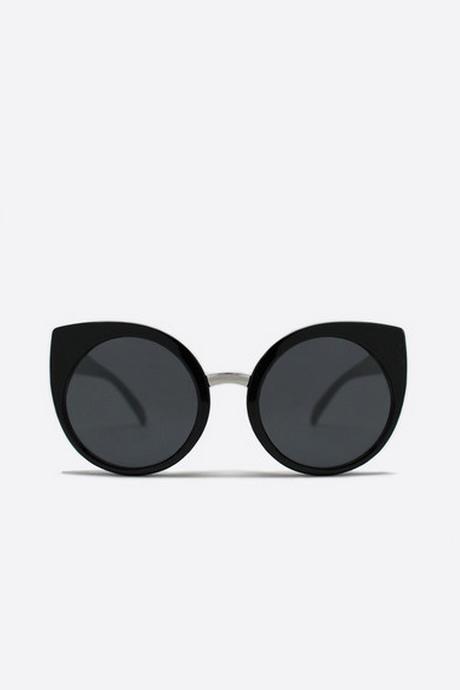 QUAY China Doll Sunglasses- Black