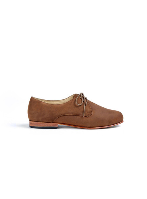 Nisolo Oliver Oxford Oak