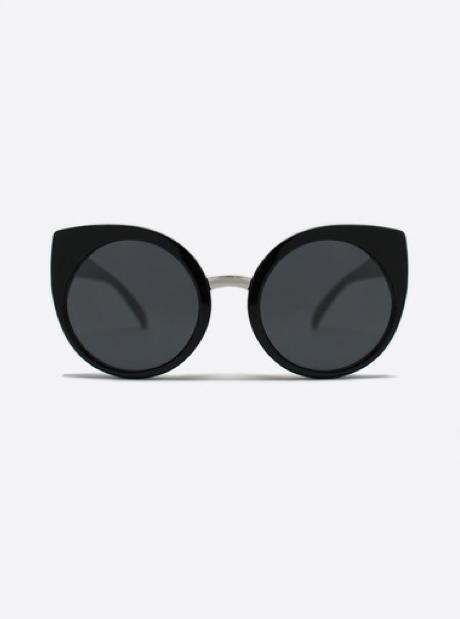 Quay China Doll Sunglasses | Black