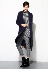 FEW MODA Slouchy Warm Cardigan