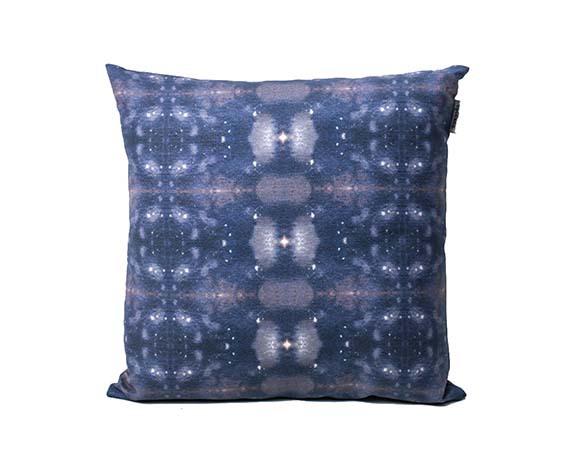 Eskayel Astral Night Print Pillow