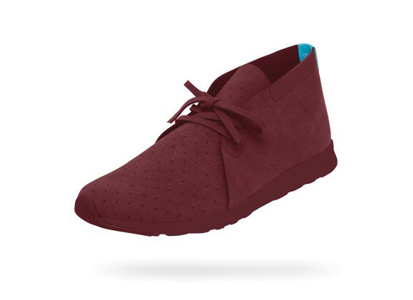 NATIVE APOLLO CHUKKA | Red