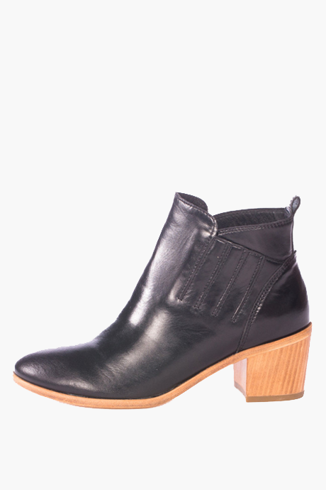 Charlotte Stone Kari Boot Black