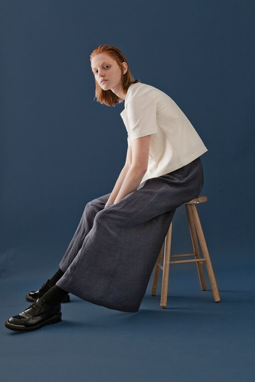 Silvae Brooks Pants | Navy