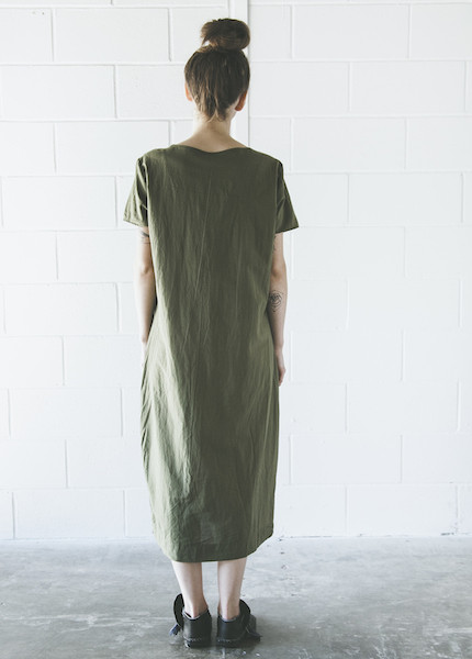 Uzi Tee Dress