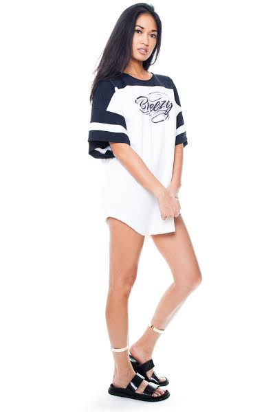 Beth Richards Breezy League Dress