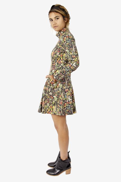 Samantha Pleet Booster Dress