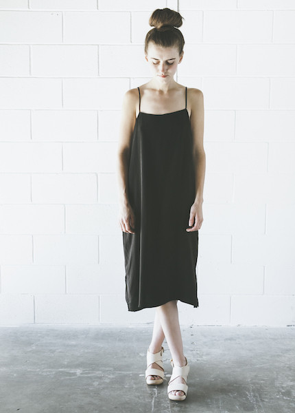 Objects Without Meaning Slip Dress