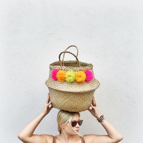 Eliza Gran Venice Basket