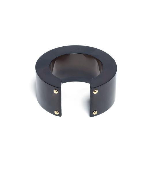 Lizzie Fortunato Postmodern Cuff in Black