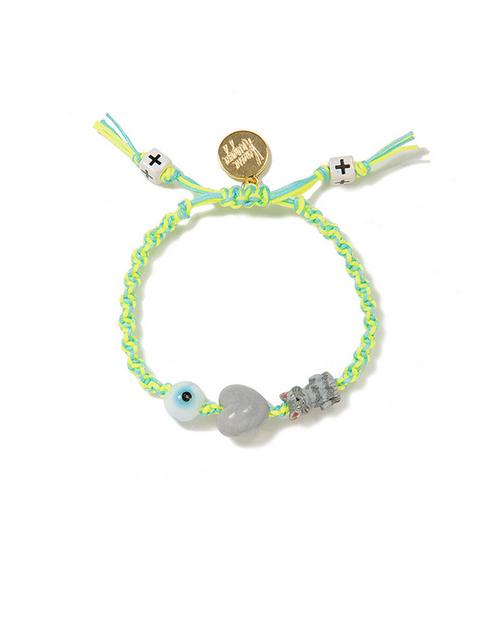 Venessa Arizaga I Love Cats Friendship Bracelet