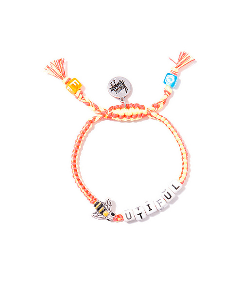 Venessa Arizaga Bee-utiful Friendship Bracelet