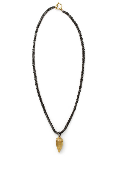 Mercurial NYC Dousing Pendulum Necklace