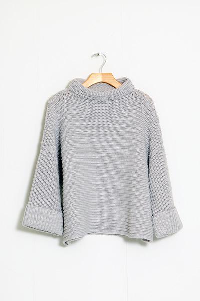 Micaela Greg Parallel Pullover