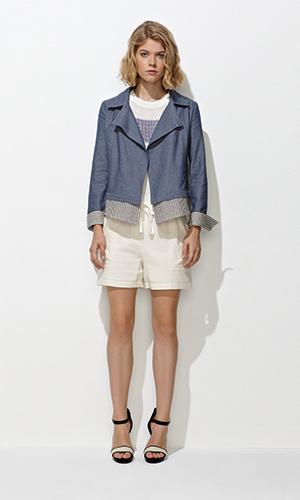 Theonne denim jacket